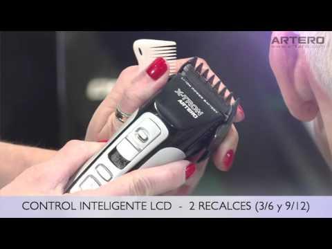 MÁQUINA ARTERO X-TRON PROFESIONAL - YouTube 01730efc00ad
