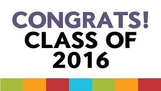 Preschool Graduation 2016 slide show