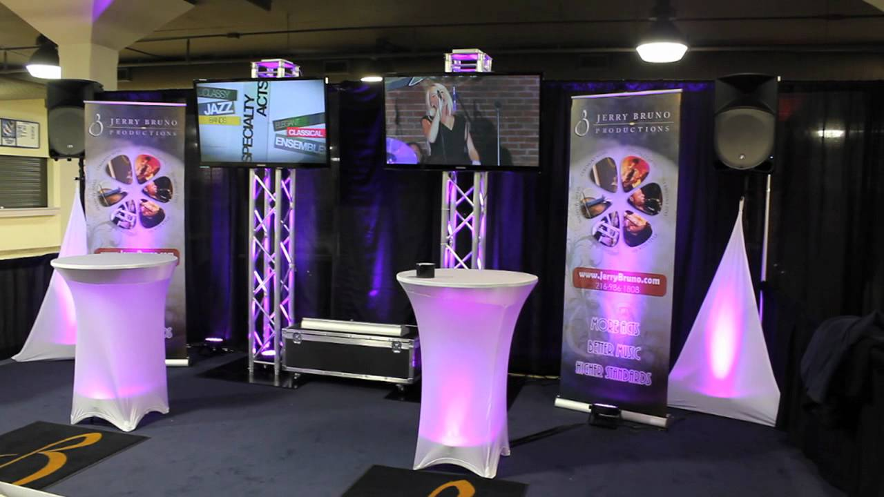 Adventures Of A Music Entertainment Company At The Biggest Bridal Show Of The Year Youtube