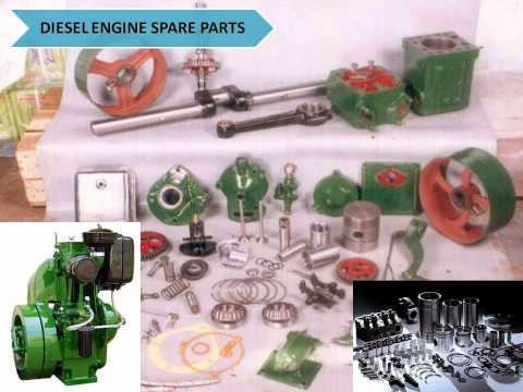 Diesel Engine and Spare Parts