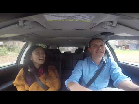Carpool Karaoke: Wake 'N Shake Edition with Study Buddy Ann