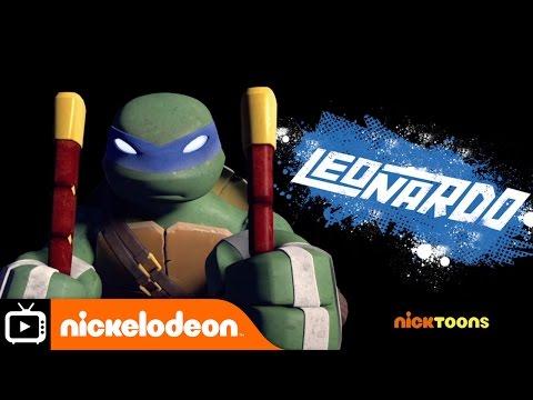 Teenage Mutant Ninja Turtles | Leo Spotlight | Nickelodeon UK