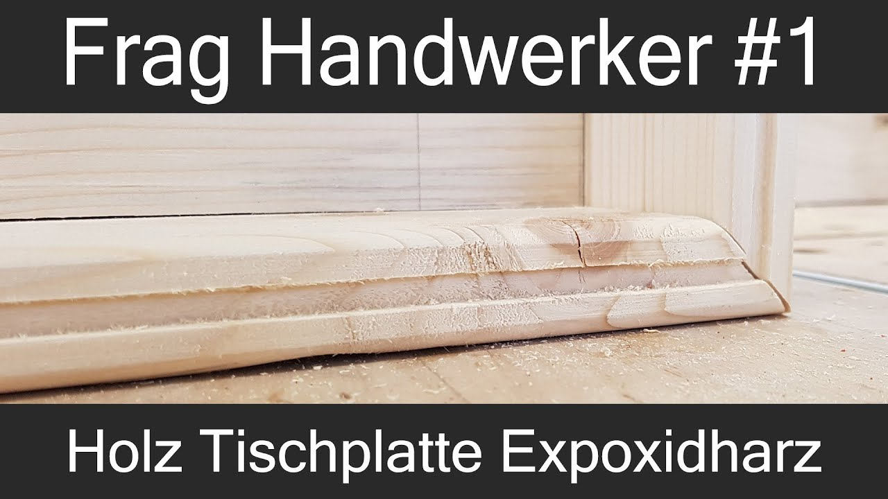 Gartentisch Holz Versiegeln Ask Craftsmes 1 Wood Tabletop With Epoxy