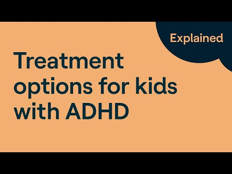 ADHD Treatment | ADHD Medication
