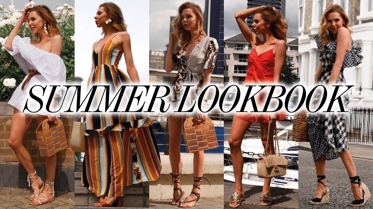 [VIDEO] - SUMMER LOOKBOOK 2018 | Asos haul & try on! 2