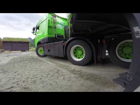 Tenden Transport Stryn - Squezing Places - Part 3 (extra) - Norway Trucking