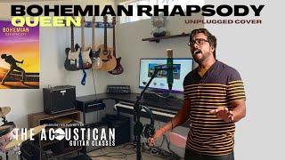 "Bohemian Rhapsody (Acoustic Cover) | Randy Coleman - ""Bohemian Rhapsody"" | Online Vocal Lessons"