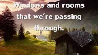 Carrie Underwood- *Temporary Home* [Lyrics]