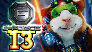 G-Force Walkthrough Part 13 (PS3, X360, PC, Wii, PSP, PS2) Movie Game [HD]