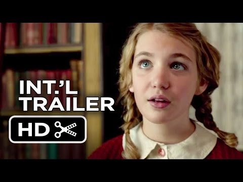 The Book Thief Official International Trailer (2013) - Geoffrey Rush Movie HD