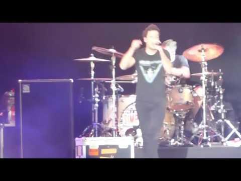 Simple PlanPerfect Vivo X el Rock 8en Lima Peru 2016