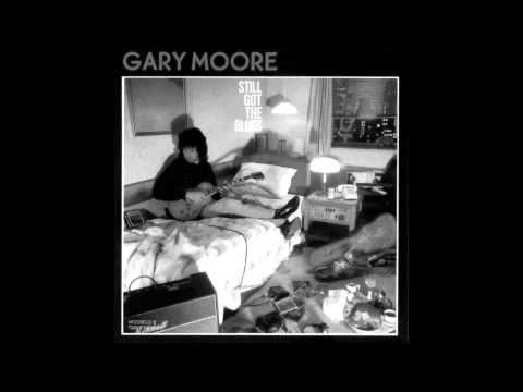 Gary Moore - Still Got the Blues (Backing Track)