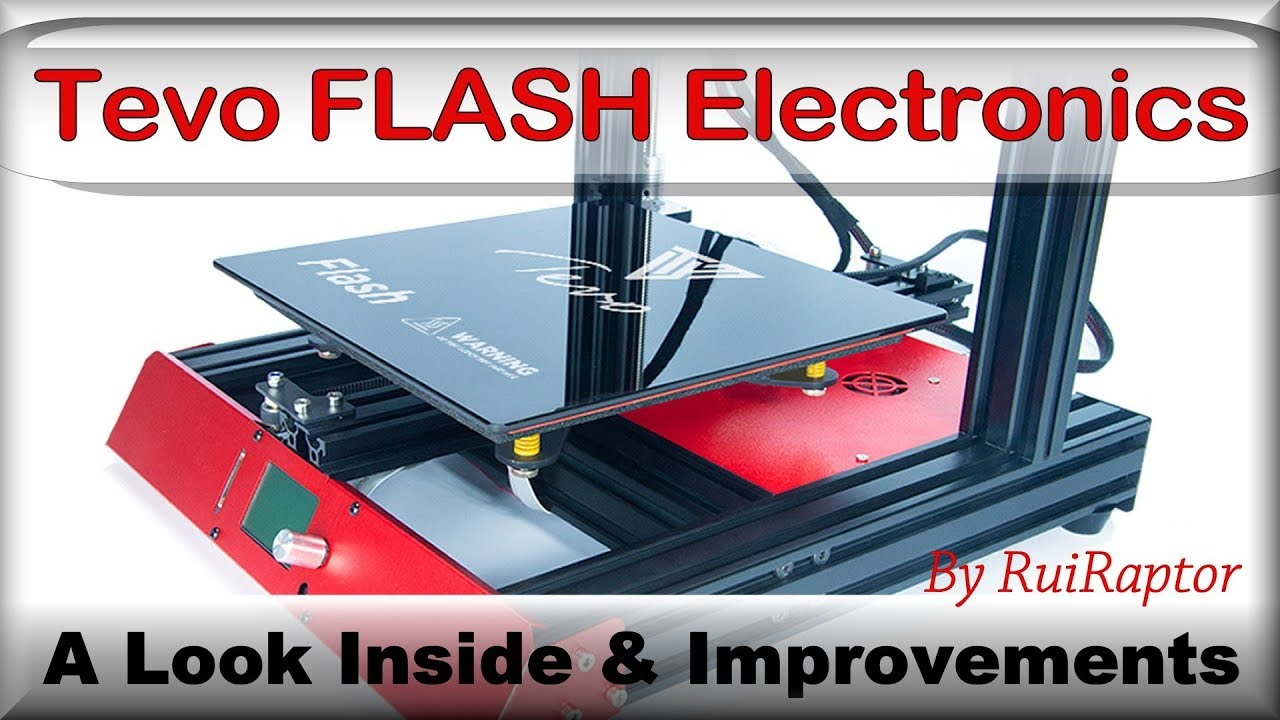 TEVO FLASH ELECTRONICS - What's Inside & How To Improve It