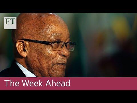 ANC chooses Zuma's replacement, Brexit on EU summit agenda
