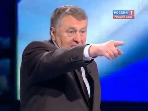 Жириновский / Путин.
