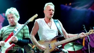 Sting: Being 63 Is More Fun Than 33