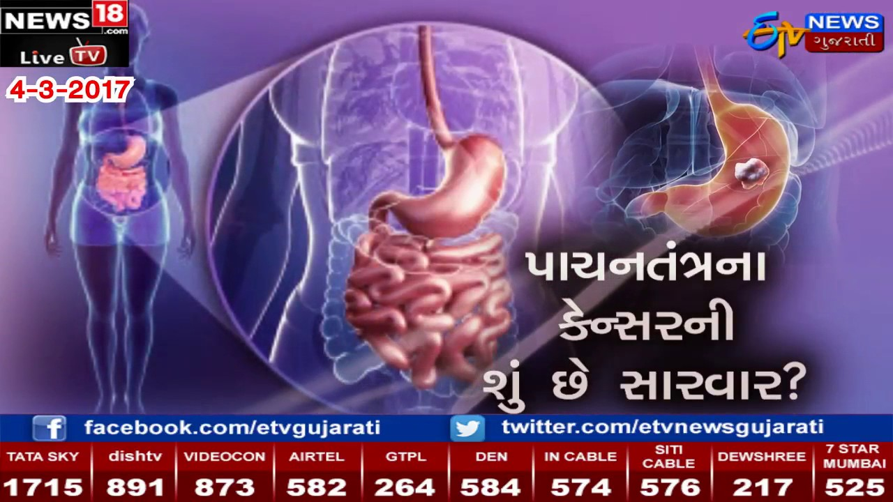 dr sanjiv haribhakti interview etv gujarati 4th 2017 dr sanjiv haribhakti interview etv gujarati 4th 2017 gicancer digestive system