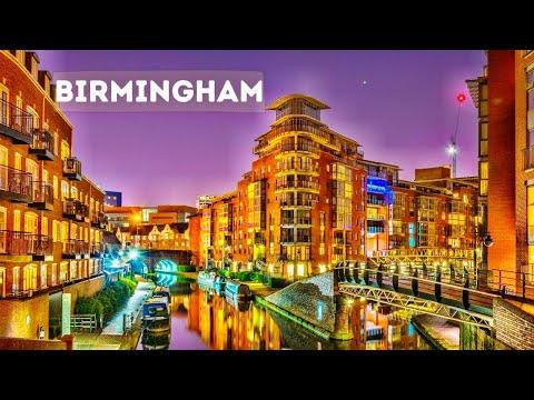 Birmingham City Tour Ultra HD - Birmingham Tour 2020 - Birmingham UK - Dream Trips