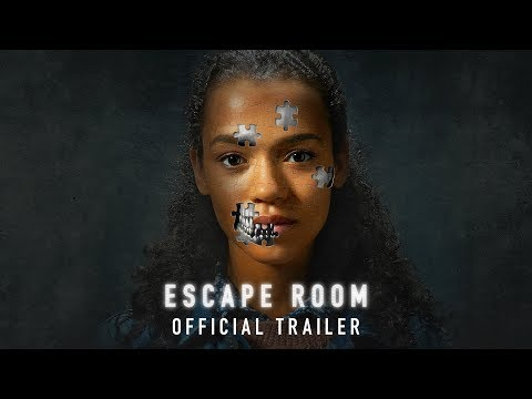 The Woody Show - The Trailer for Escape Room Has Ravey Excited