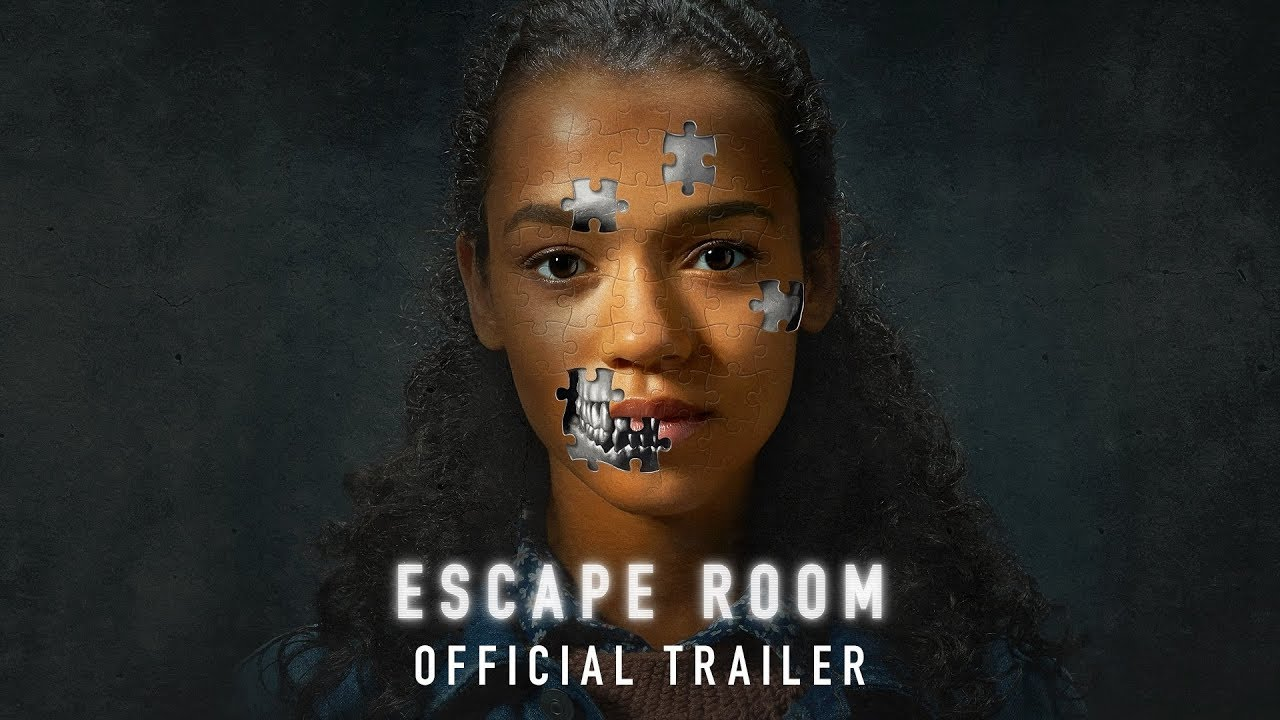 ESCAPE ROOM  Official Trailer HD  YouTube