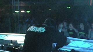 Cyberpunkers Play The Prodigy - Breathe (Zeds Dead Remix) @ Temporock 07/07/12