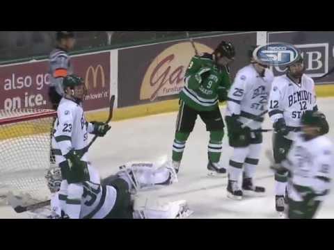 North Dakota Hockey with Dave Hakstol 10.14.14