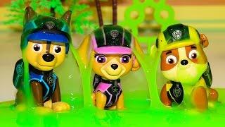 Щенячий патруль все серии подряд Мультфильмы про игрушки Paw Patrol Mission PAW Мультики для детей