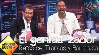 Will Smith distingue a sus amigos 'genializados' por Trancas y Barrancas - El Hormiguero 3.0