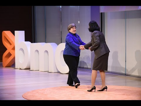 BMC Exchange NYC:  IBM with Watson Partnership Announcement