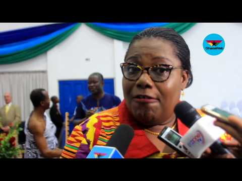 Charlotte Osei is 'the best thing that has happened to the EC – Oye Lithur