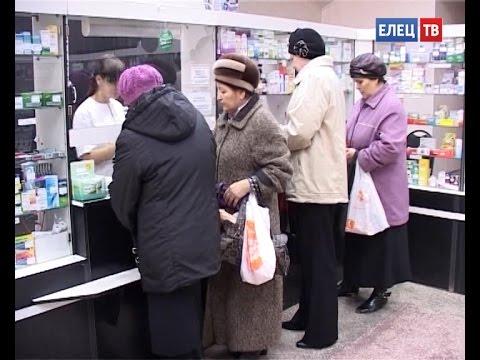 Прокуратура Ельца проверила аптеки на наличие масок и противовирусных лекарств
