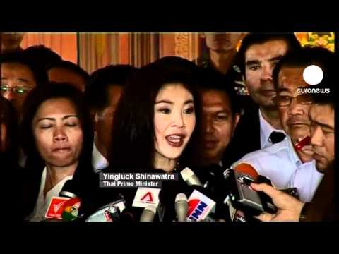 Yingluck elected Thai prime minister
