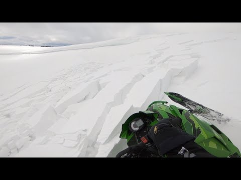 Big Horn Mountains WY Avalanche April 2018