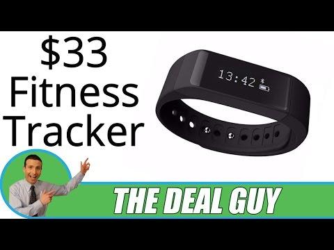 BEST Fitness tracker under $35◄ Fitbit Alternative BLACK FRIDAY DEALS