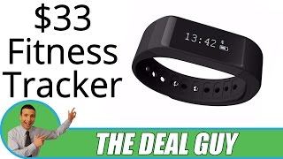 BEST Fitness tracker under $35◄ Fitbit Alternative BLACK FRIDAY DEALS