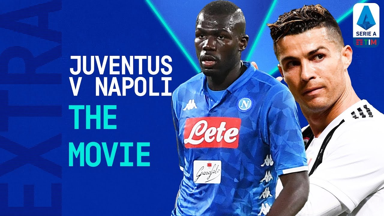 A Serie A Classic Juventus 4 3 Napoli The Movie Serie A Extra Youtube