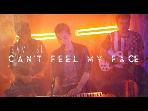 Can't Feel My Face (The Weeknd) - Sam Tsui Cover