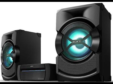 Более подробный обзор sony shake-x3d