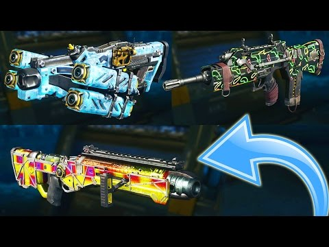 BLACK OPS 3 NEW DLC WEAPONS CAMO GLITCH - BLACK MARKET COPY CAMOS ON ANY GUN!! (TUTORIAL)
