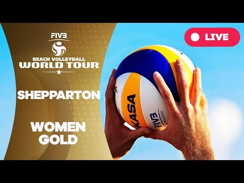 Shepparton 1-Star 2018 - Women gold - Beach Volleyball World Tour