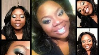 Homecoming Makeup Tutorial: Georgia State University and Grand Valley State University Thumbnail