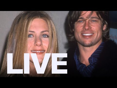 Jennifer Aniston And Brad Pitt Back Together? | ET Canada Live