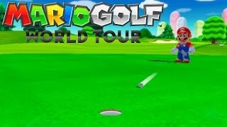 Mario Golf: World Tour - Preview