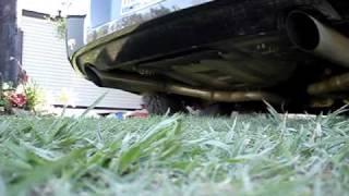 Dodge Magnum 5.7L HEMI Exhaust