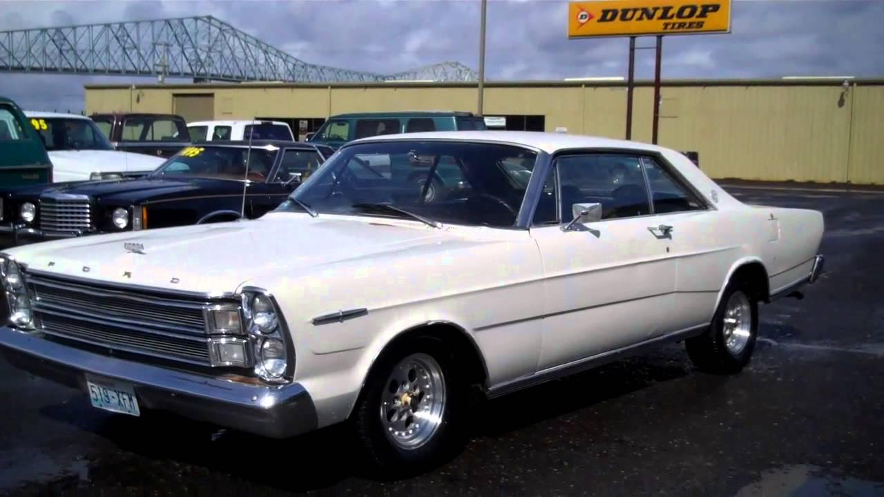 Ricks Auto Sales >> 1966 FORD LTD 2 DOOR SOLD!! - YouTube