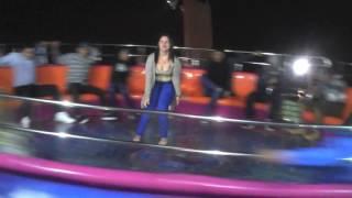 valiente chica se manda parada en la tagada zapote-youtubers costa rica thumbnail