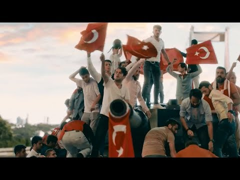15 Temmuz Destanı'nı En Güzel Anlatan Klip! Ömer Halisdemir'in Son Anları!