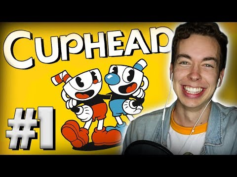 YOU DONT WANT TO MISS OUT ON THIS! | Cuphead Gameplay #1