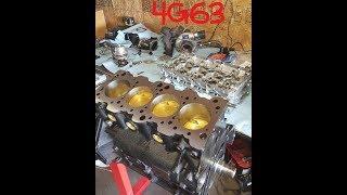 Evo DSM 4G63 Engine Assembly
