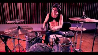 """The Shape of Pop Punk to Come"" Recording Session - DRUMS"